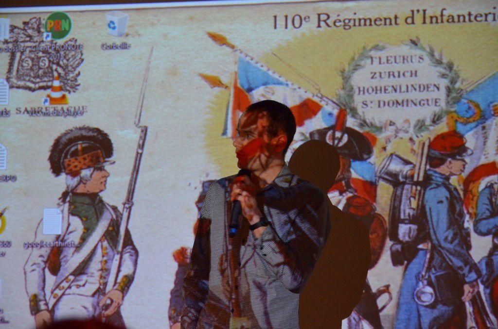 A l'épreuve du feu : Les frères d'armes du 110 dans la Grande Guerre - Dunkerque 2016