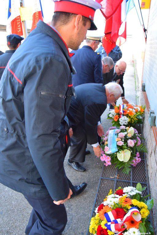 Cheminots anciens Combattants et Résistants morts pour la France lors des Premières et Secondes Guerres Mondiales .