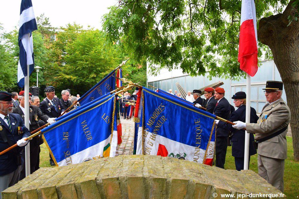 Journée Nationale à la Mémoire des Victimes des Persécutions Racistes et Antisémites et d'Hommage aux &quot&#x3B;Justes&quot&#x3B; de France Dunkerque 2017