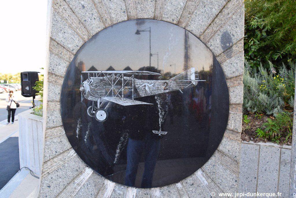 Centenaire de la disparition du Capitaine G Guynemer-Dunkerque 1917/2017