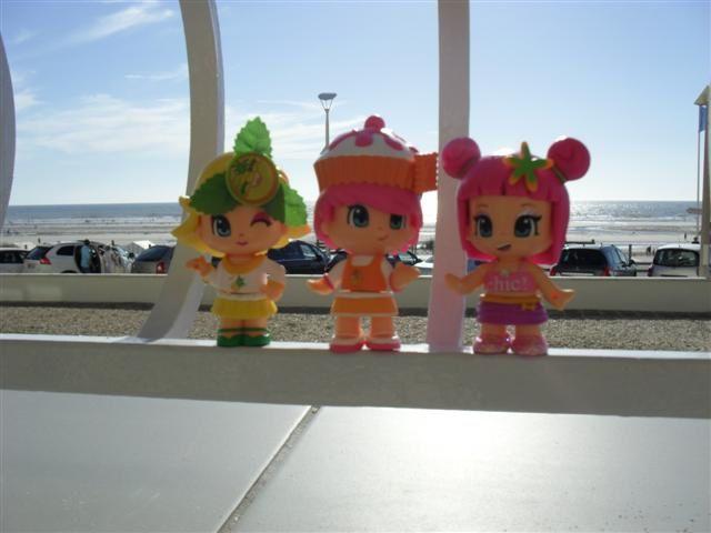 Les Pinypon en Vacances ( jeux concours )