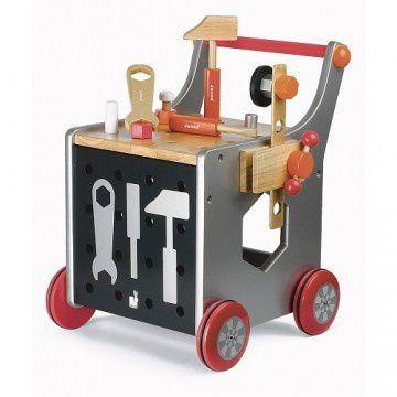Ma selection de jouets en bois pour Noel ! Le bonhomme de bois