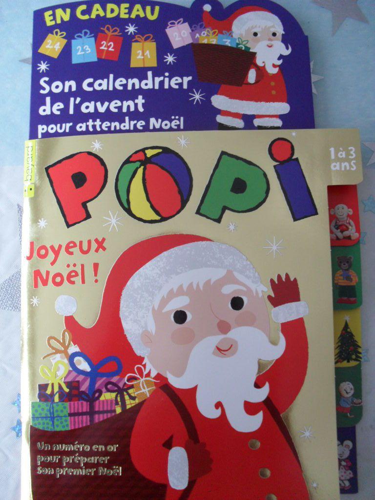 L'indemodable Popi vous souhaite un Joyeux Noel