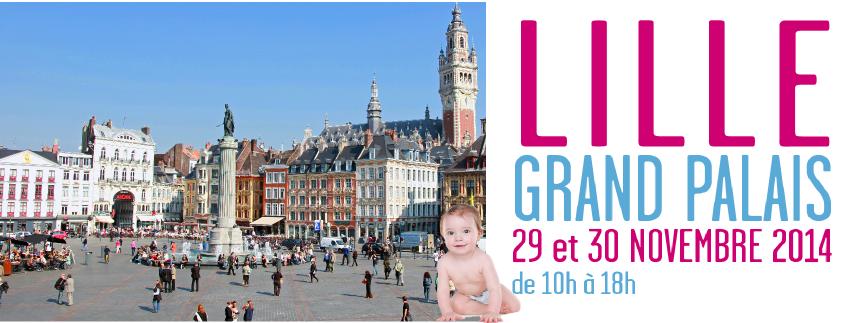 Salon Baby de Lille 2014