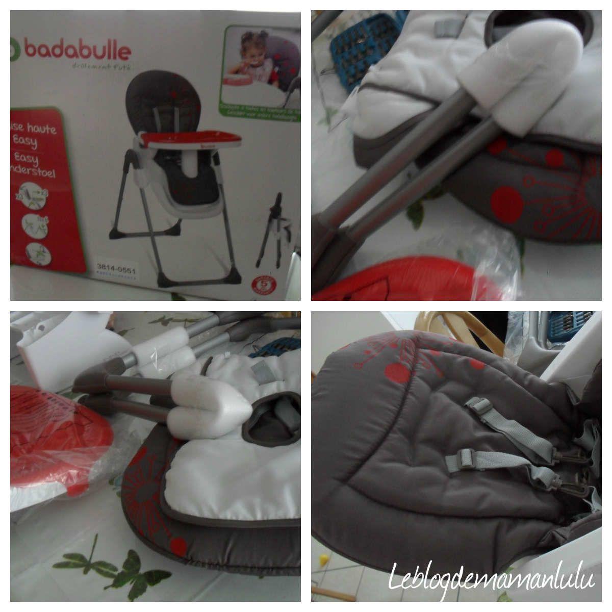 Ptit Doudou teste La chaise Easy de Badabulle {#Test}{#Badabulle}