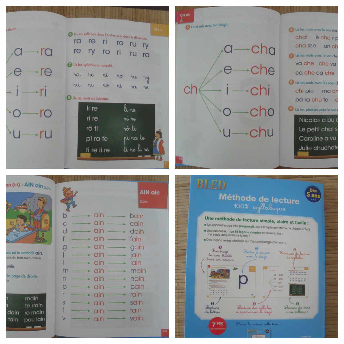 L'apprentissage de la lecture par la methode syllabique {#Test}{#Hachette}{#ApprendreAlire}