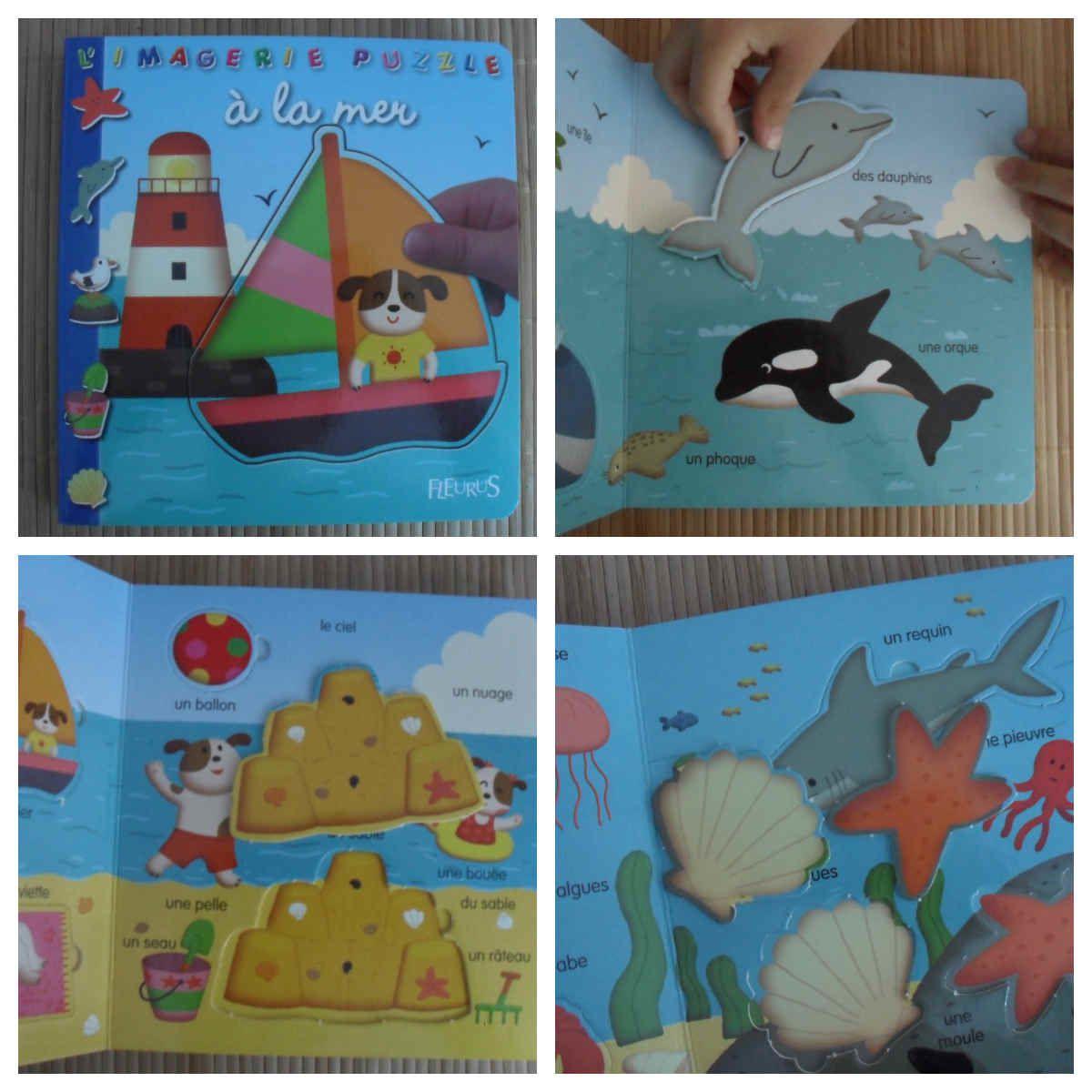 L'imagerie Puzzle des éditions Fleurus {#Imagerie}{#EditionsFleurus}{#Test}{#LivresPuzzle}