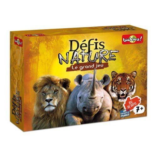 Défi nature, le Grand Jeu de Bioviva {#DefiNature}{#Bioviva}{#Leblogdemamanlulu}