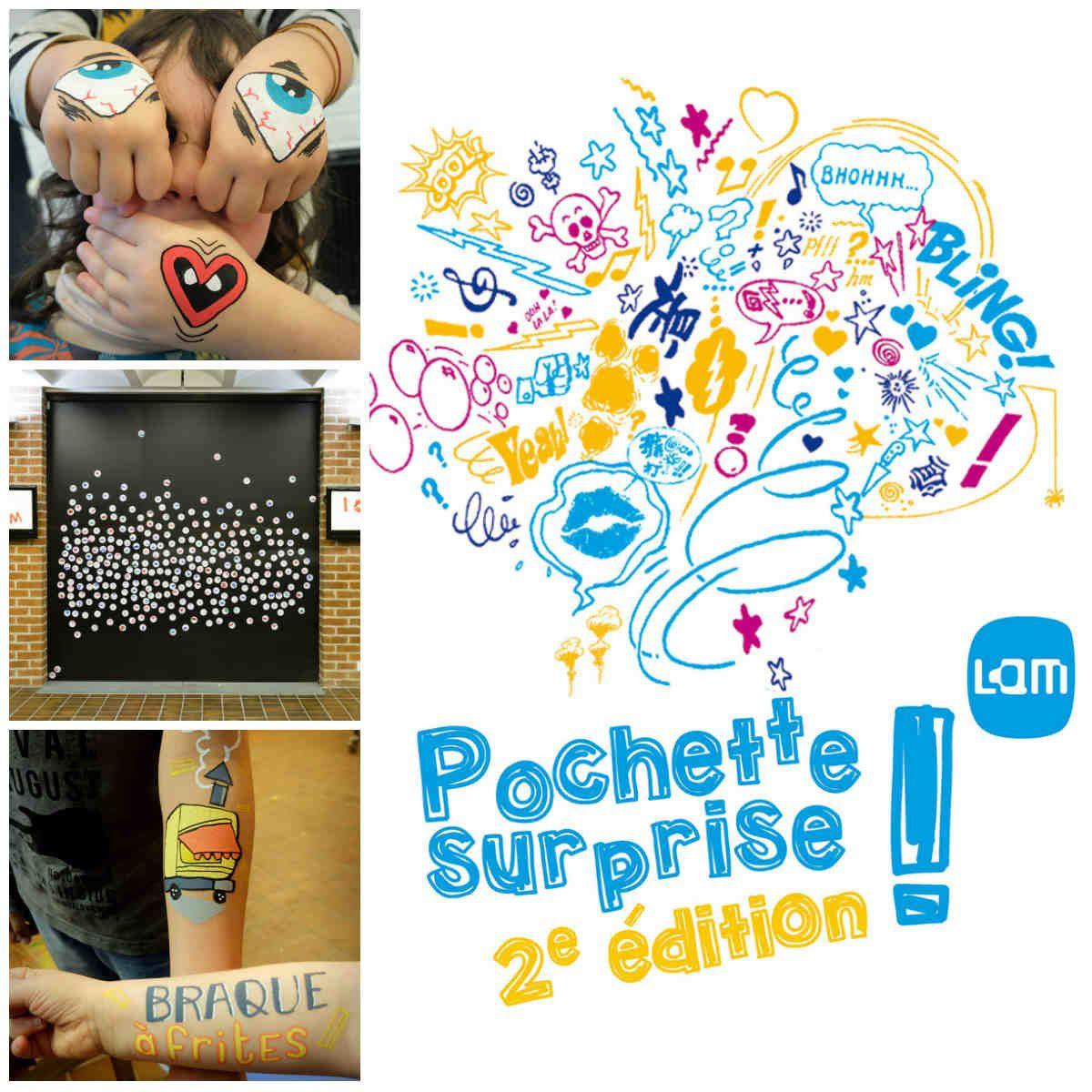 Un Week end au LAM avec la 2ème édition de Pochette Surprise {#Lille}{#SortirAlille}{#LAM}{#Villeneuvedascq}{#Musée}{#SortirEnFamille}{#PochetteSurprise}