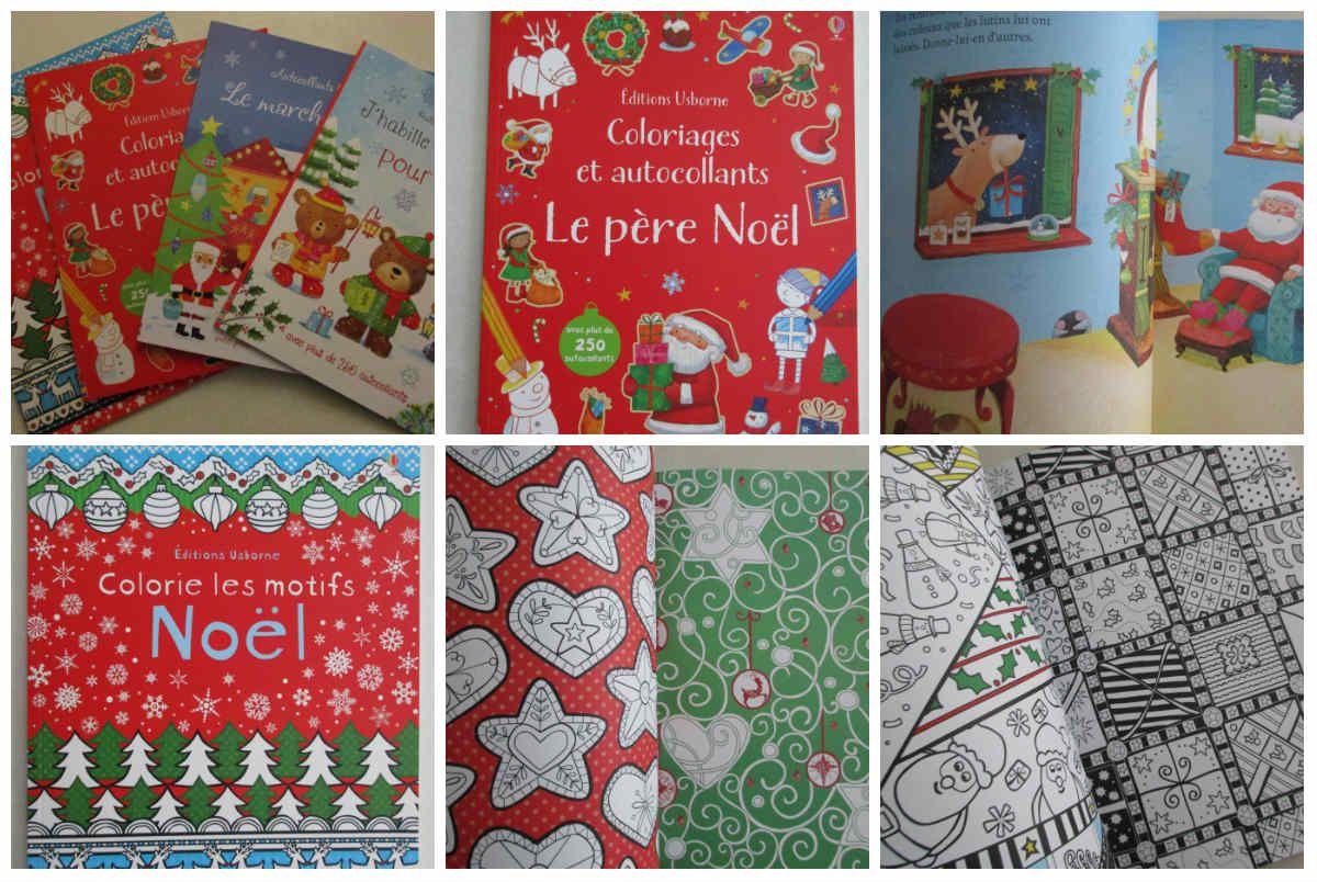 Ma selection Livres d'Activités Noël Avec Usborne {#Noel}{#Usborne}{#Leblogdemamanlulu}