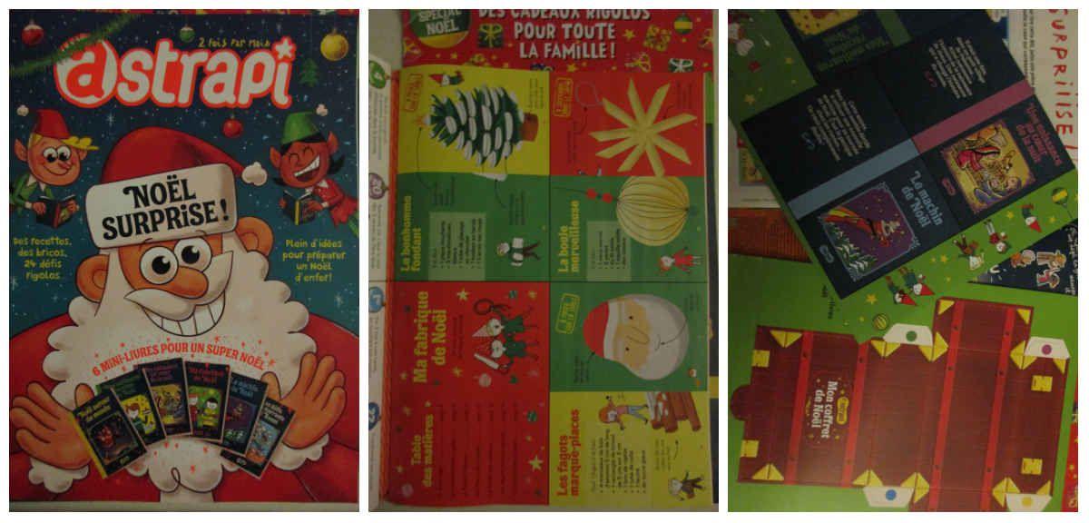 Ma selection de Magazines Noël des éditions Bayard {#Noel}{#Bayard}{#Leblogdemamanlulu}{#JaimeLire}{#Astrapi}