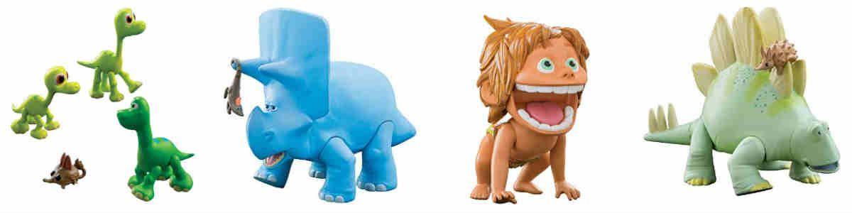 La collection de jouets Le Voyage d'Arlo de Tomy {#Disney}{#Tomy}{#Arlo}{#Leblogdemamanlulu}
