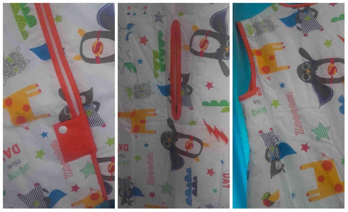 Gro Bag Save The Day : la gigoteuse du Super Héros ! {#GroBag}{#TheGroCompany}{#Gigoteuse}