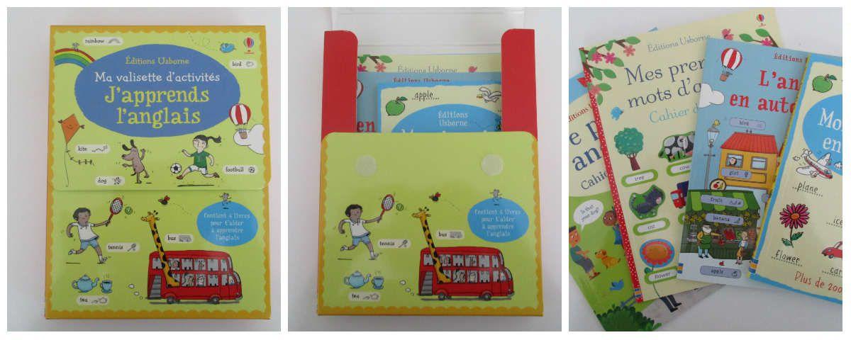 Ma sélection de livres d'activités Anglais de Usborne {#Apprendrelanglais}{#Usborne}{#Nouveauté}