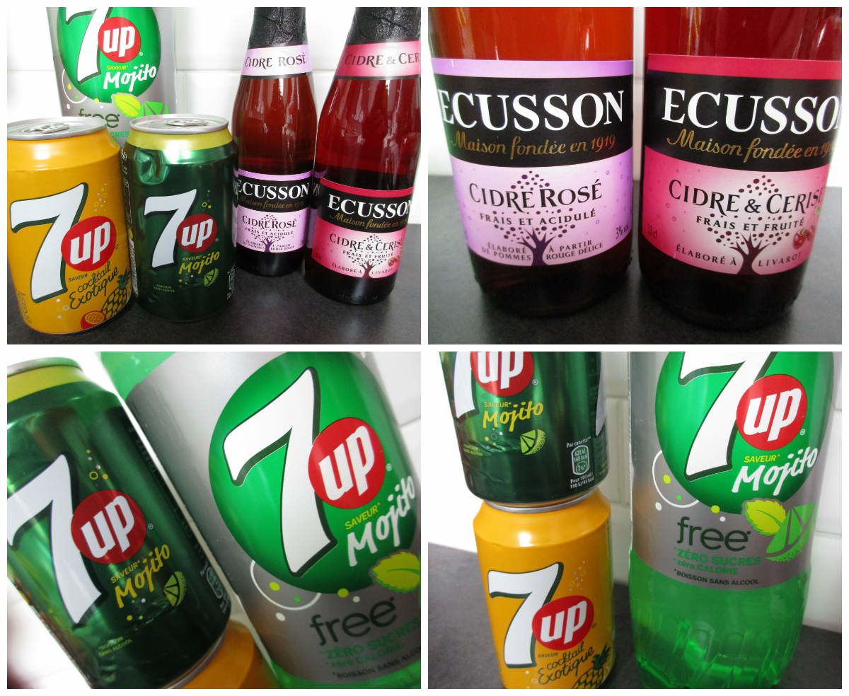 La Degustabox Barbecue {#Box}{#Degustabox}{#Panzani}{7up}{#Harrys}{#Mojito}{#Ecusson}