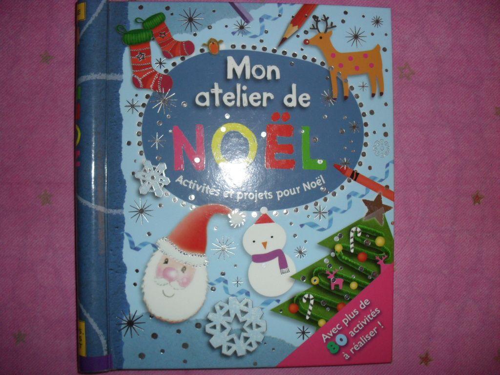 [Kids] Preparer Noel en activités