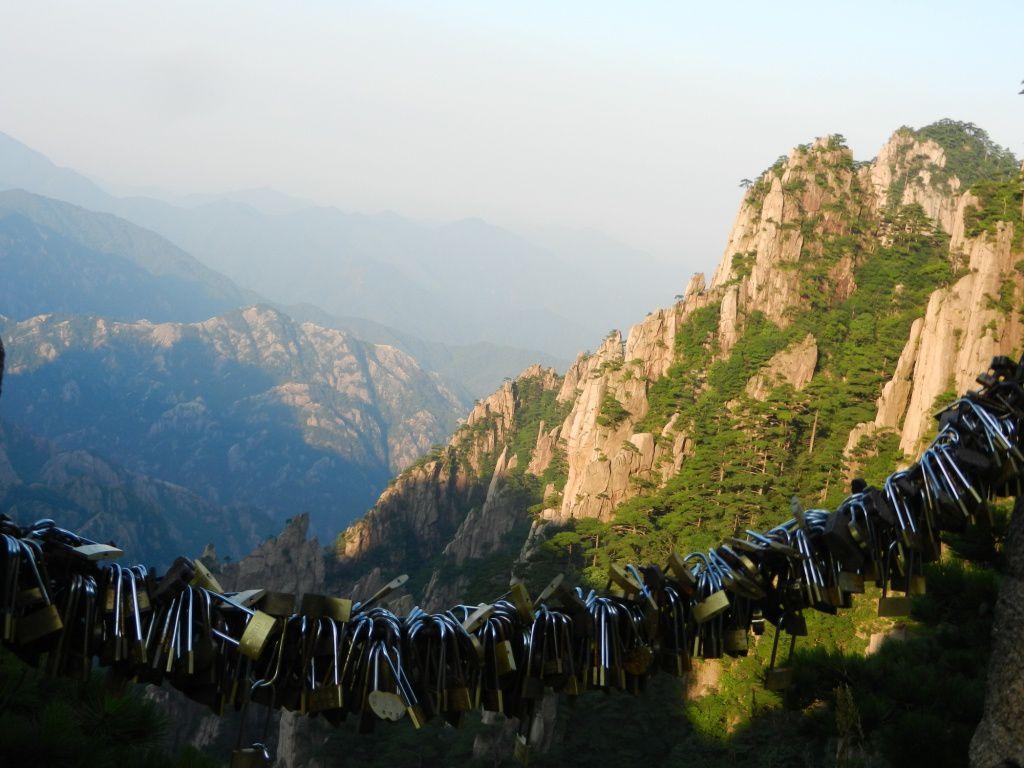 Les montagnes Jaunes : Jour 2
