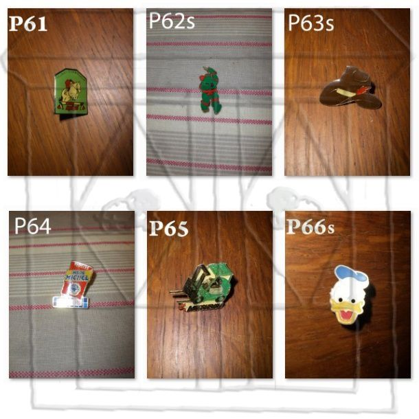 pin's - pins 1€ chaque