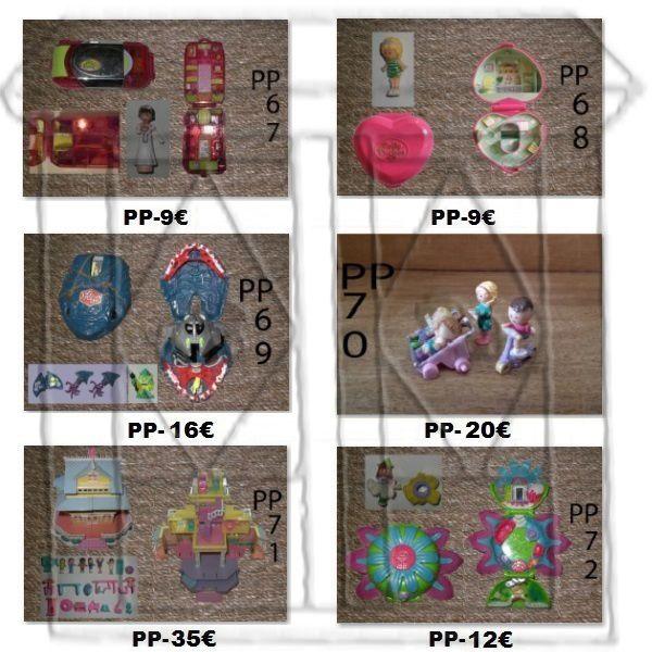 Vente Polly Pocket
