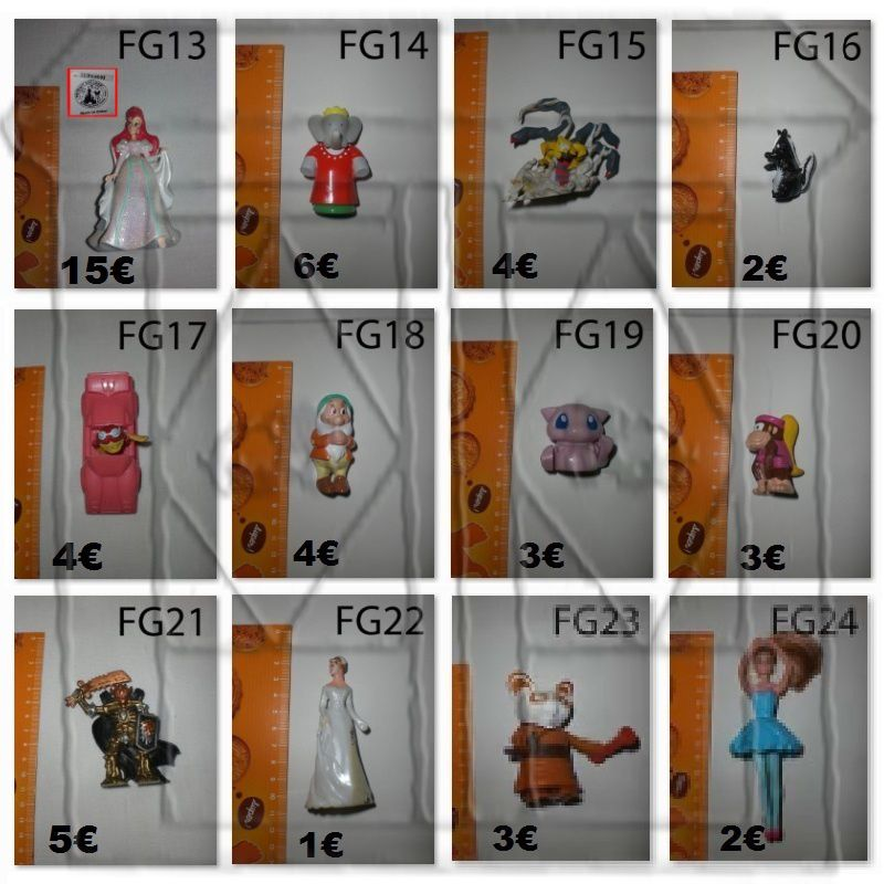 Figurines Babies - Kiki - Troll - Tomy Bikinis - Disney - ...