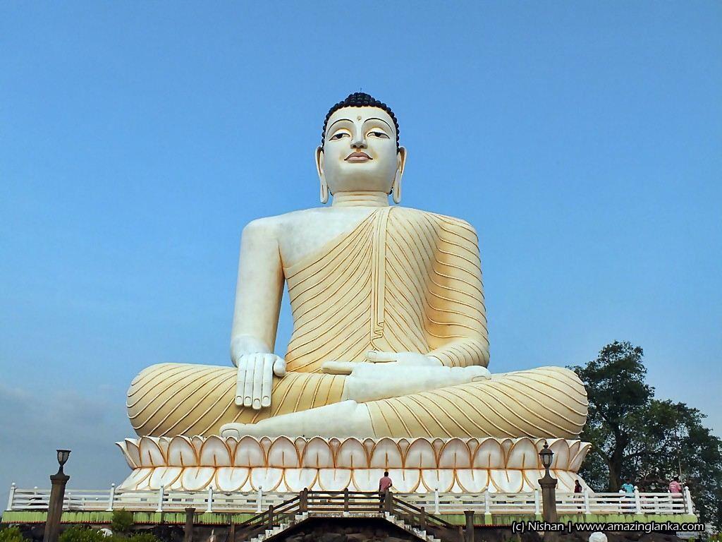 Wat Muat Angthong, Aluthgama, Sri Lanka, 48,8 m