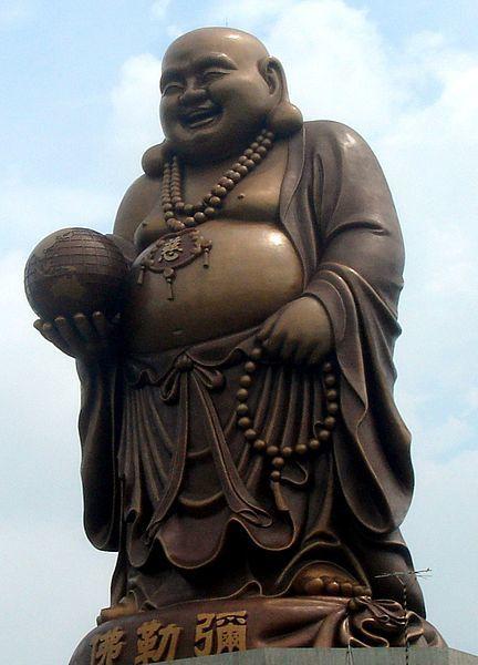 Maitreya buddha, Emei Taiwan, 72 m