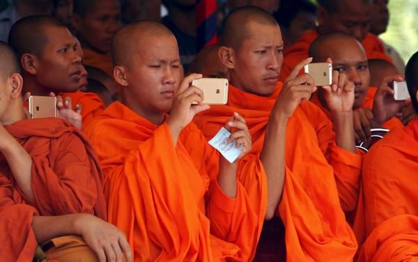 bouddhisme : le meilleur des mondes (le cas Apple)