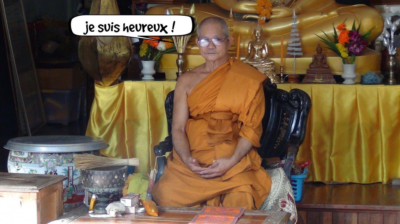 Petit tour en Thaïlande ... humour