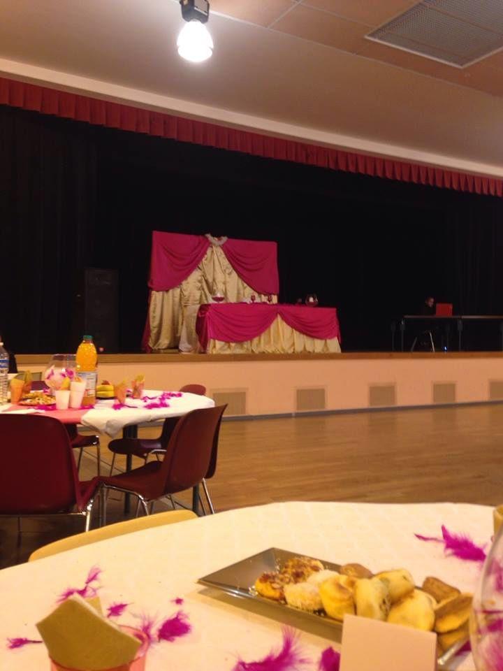 Une nouvelle table de mariée