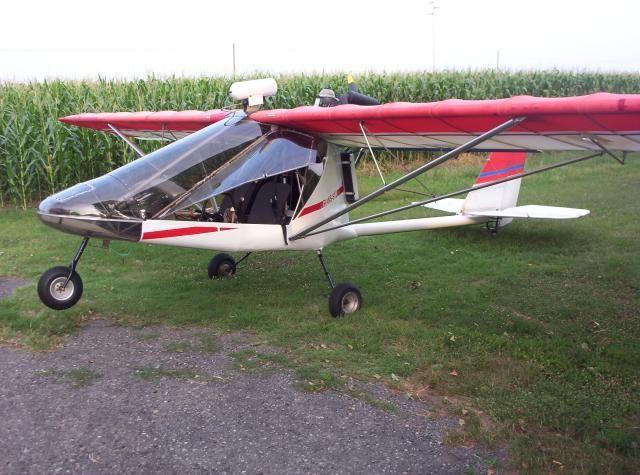 Voici à quoi ressemblait le Rans Airaile S-12