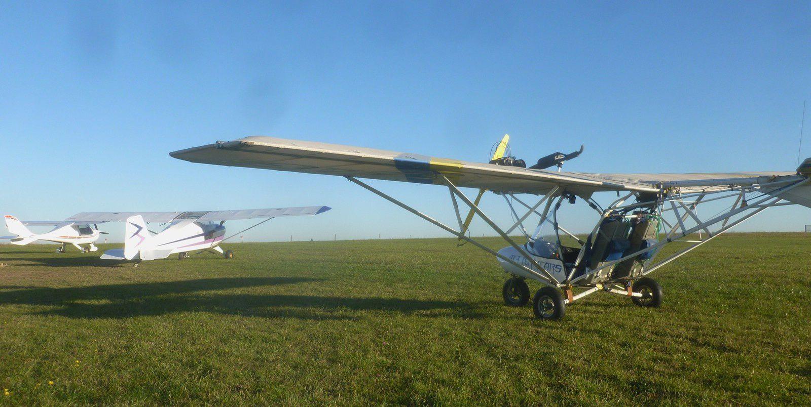 Les pilotes de Saverne-Steinbourg nous rendent visite
