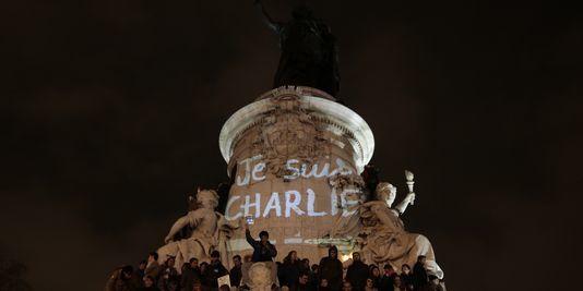 Je suis Charlie, tu es Charlie, nous sommes Charlie…