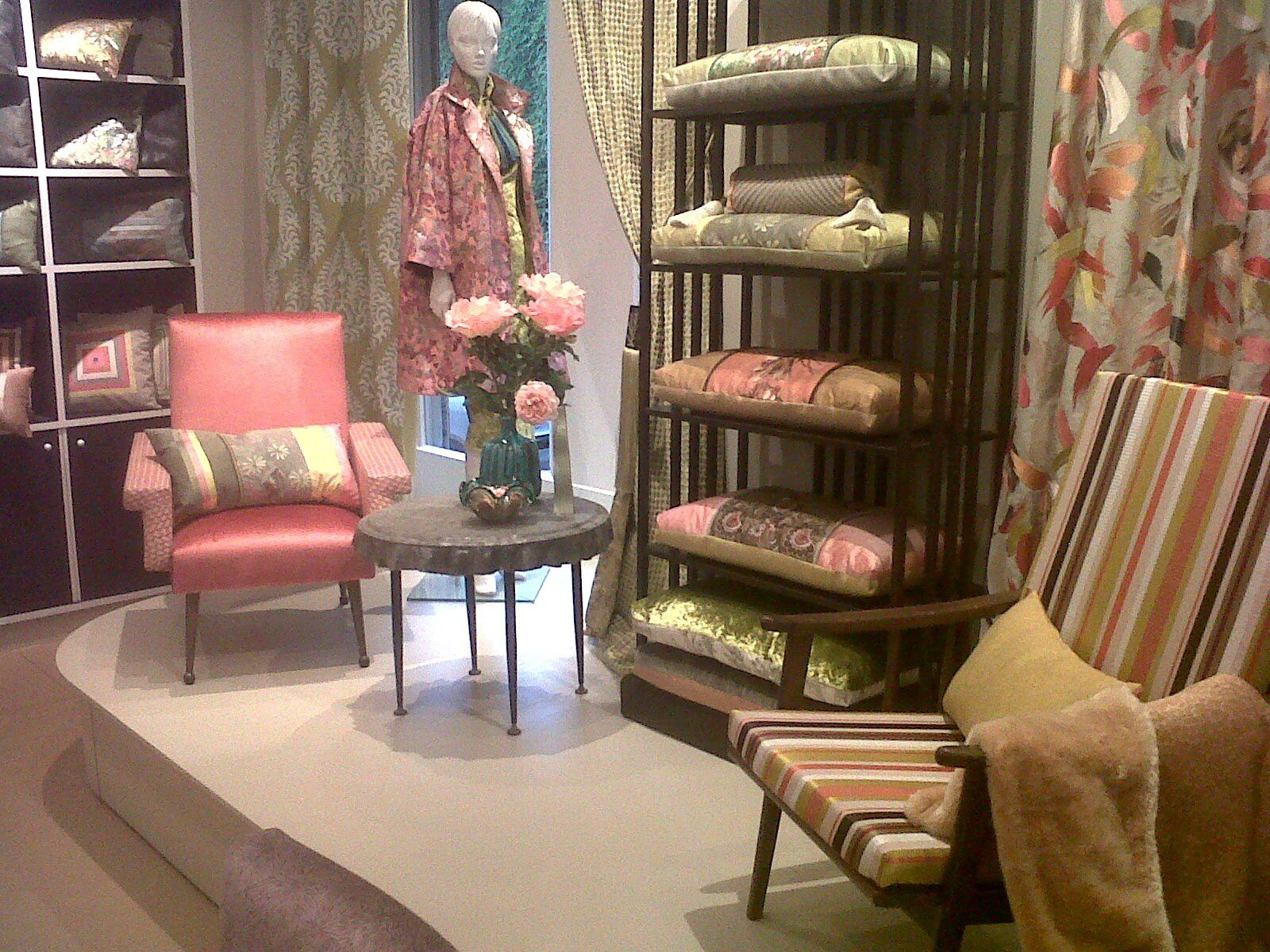 Karin Sajo ouvre son premier showroom boutique