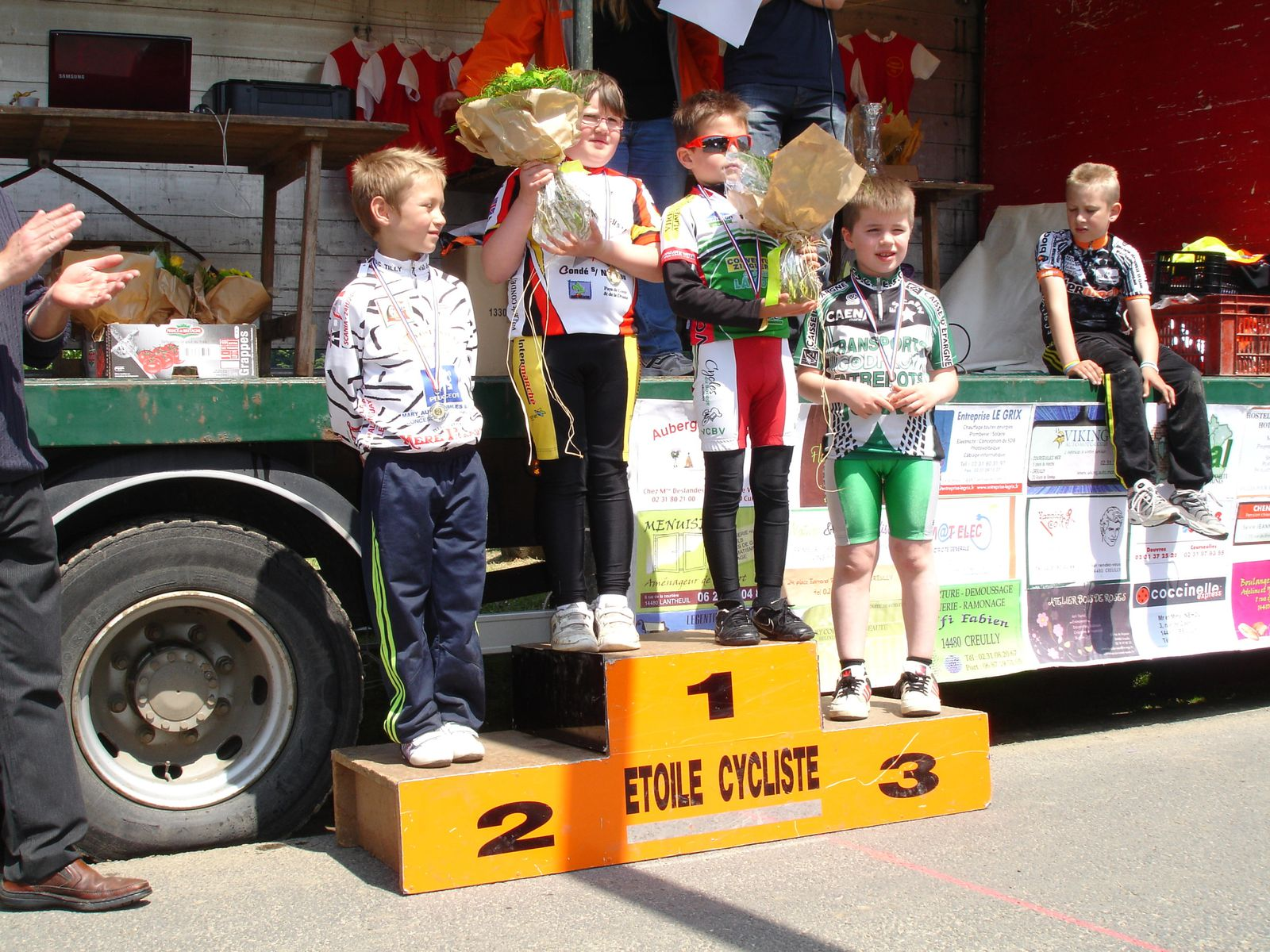 Podium LANTHEUIL