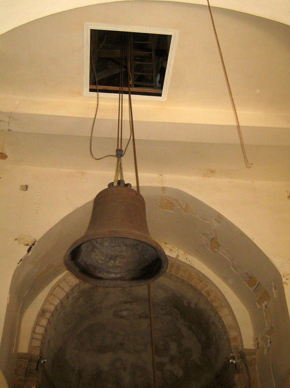 La cloche de Montlevic est revenue pour Pâques