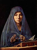 Michel Cegarra à l'AREMC : L'Annonciation dans les peintures italienne et flamande entre les XIVe et XVIe siècles
