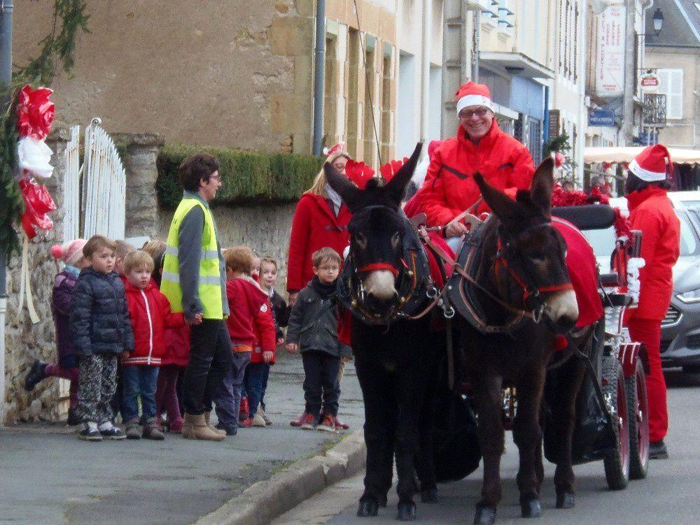 Noël à Châteaumeillant et son marché du « C'est moi qui l'ai fait ! »