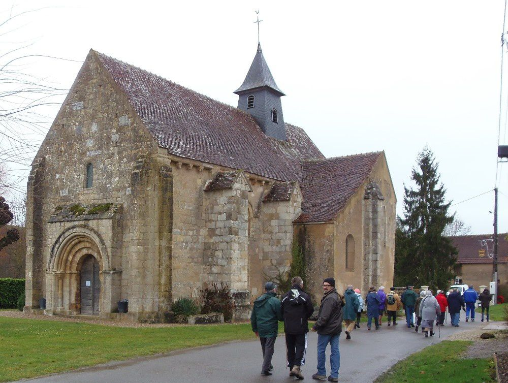 St Jeanvrin : balade, musée et vin chaud avec Châteaumeillant Nature