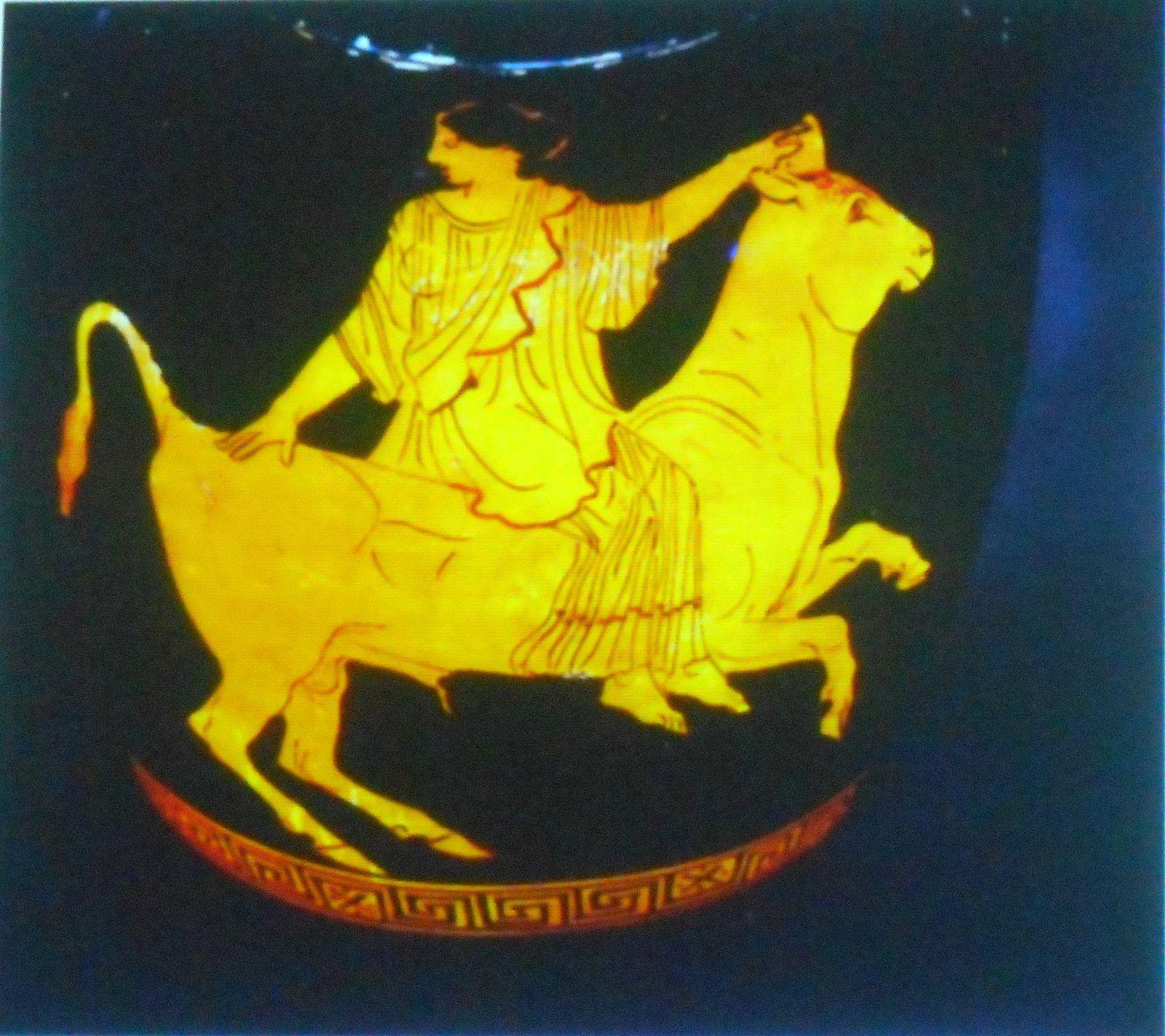 La mythologie dans l'art : Zeus et les métamorphoses