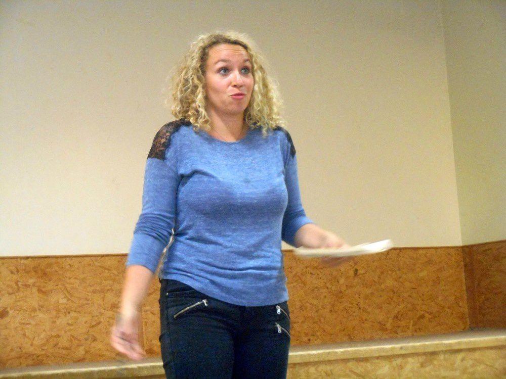 Jouer Shakespeare, master-class au Festival d'Acteurs en Berry