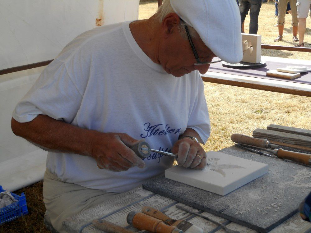 Fête de la peinture à Verneuil sur Igneraie