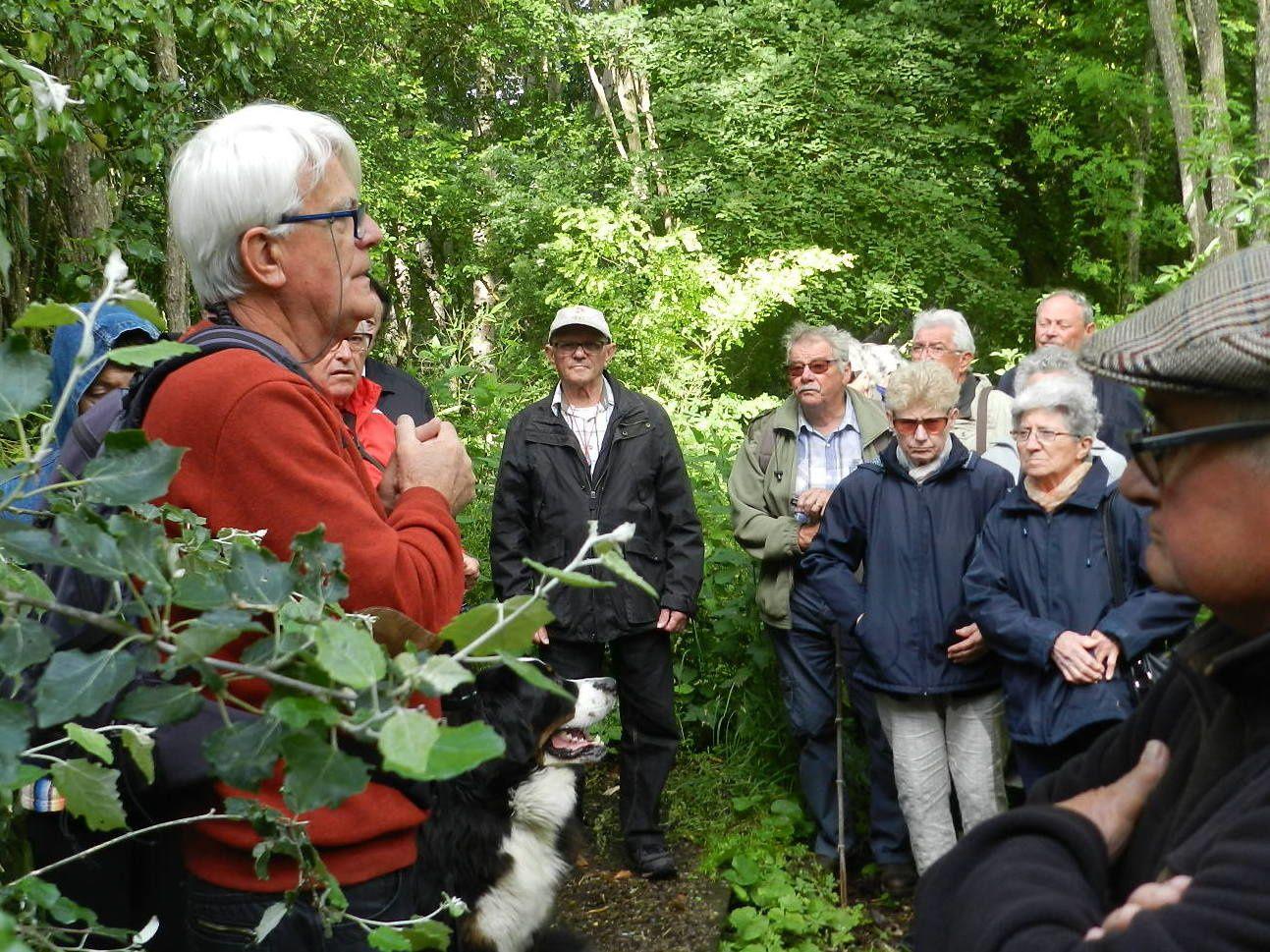 Un causse berrichon au printemps : La Périsse