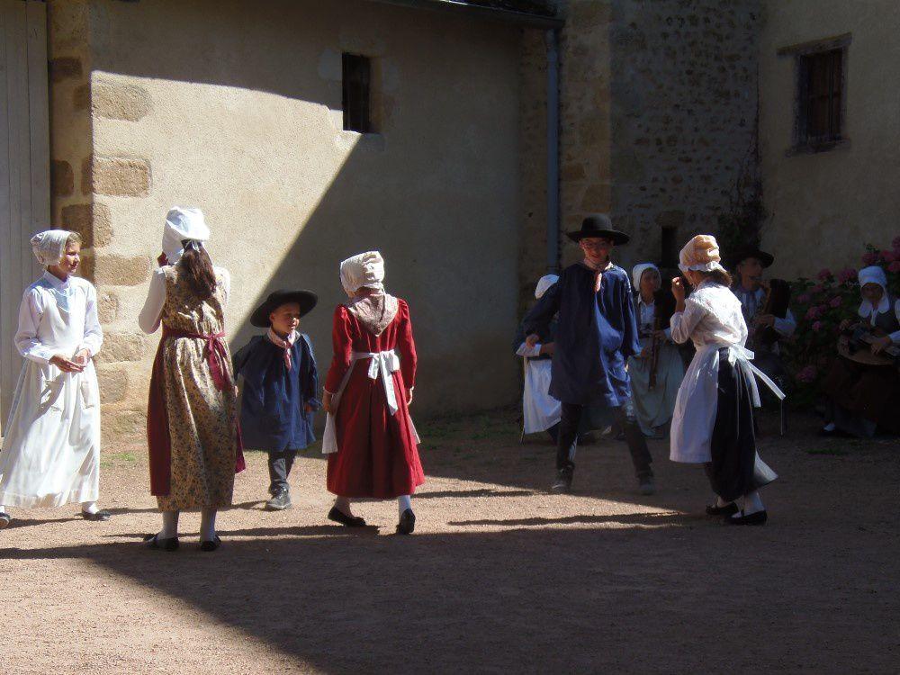 Un 14 juillet festif à Châteaumeillant
