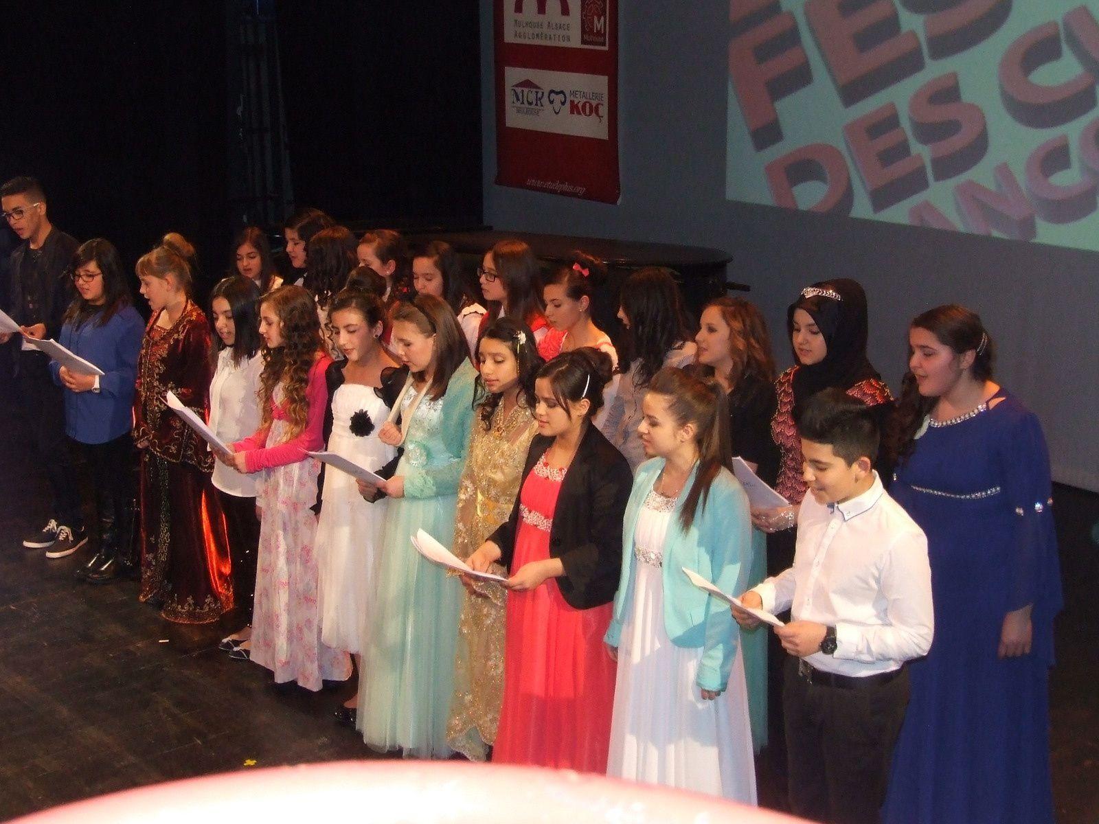 FESTIVAL DES CULTURES FRANCO-TURQUES DIMANCHE 16 FEVRIER 2014