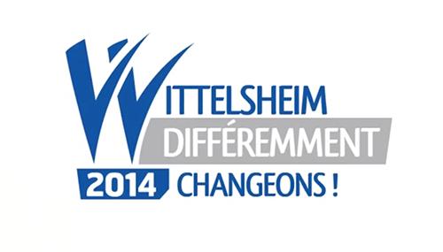 Wittelsheim Différemment : Voeux 2014