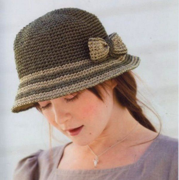 Chapeaux et leurs grilles gratuites !