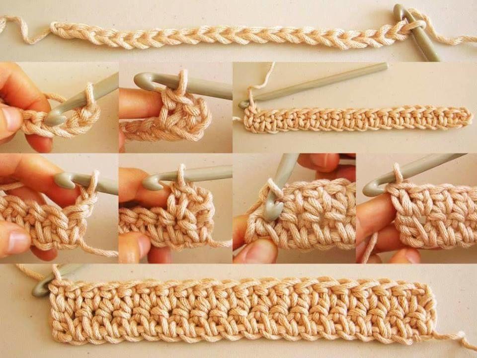 Tuto crochet : Tour de cou beige , fermé par 2 boutons , avec son pas à pas en images !