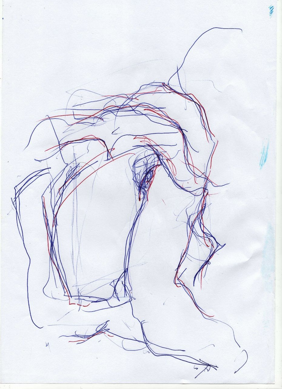 Charity sale : My natural new drawings - art project &quot&#x3B; People for Corrida &quot&#x3B;