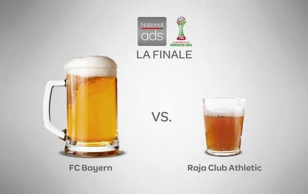 Raja de Casablanca vs Bayern Munich, un David vs Goliath footballistique !