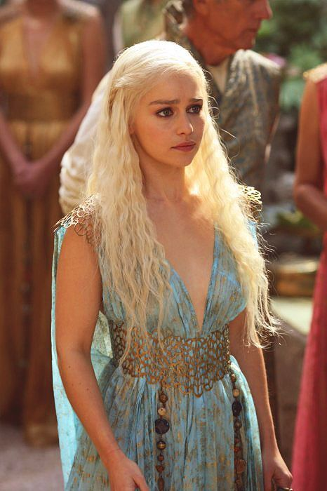 Daenerys du typhon Games of throne
